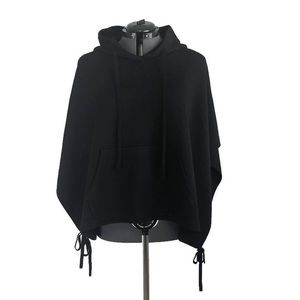 Lululemon Black All in a Day Hooded Poncho